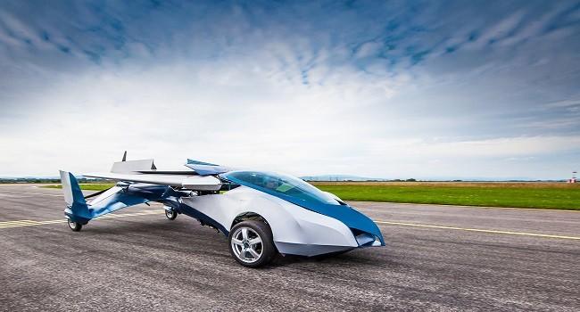 AeroMobil 3.0 – Flygande bilar, en verklighet!