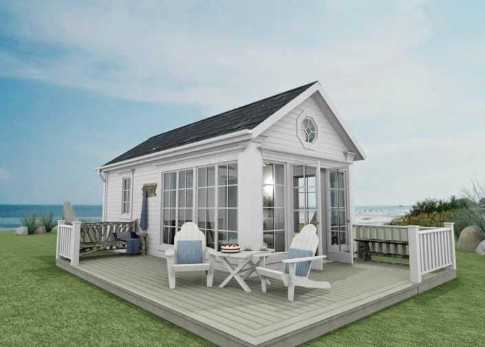 Köpa tak till Attefallshus