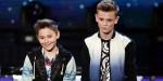 Två mobbade grabbar sjunger – Tårarna rinner ned för kinderna