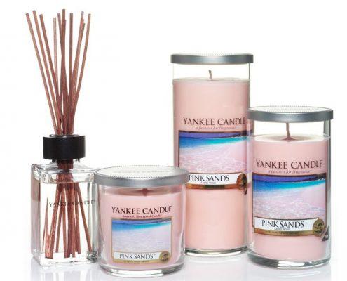 Yankee Candle doftpinnar och doftljus