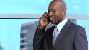 mobiltelefon i företaget