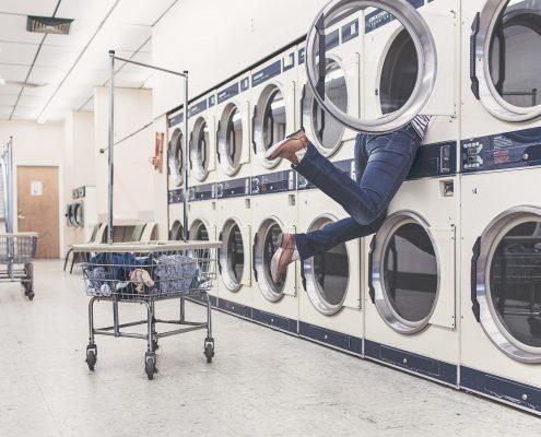 Tvättmaskin-test