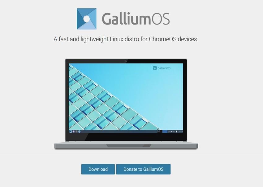 Gallium OS