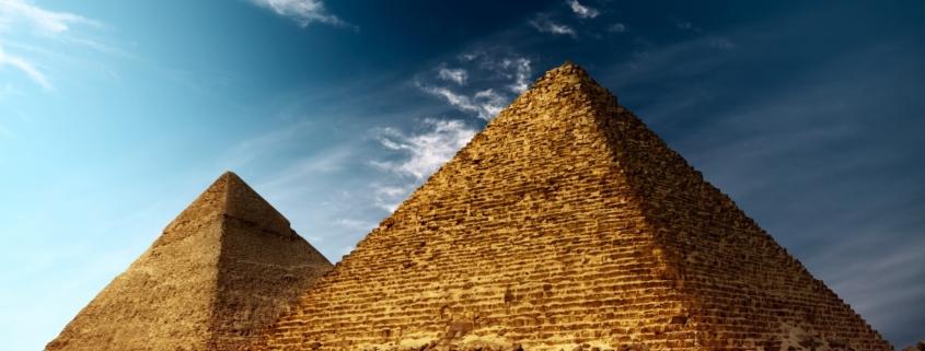 Pyramiderna i Giza