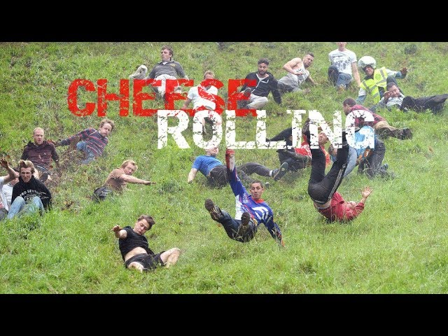 CHEESE ROLLING COMPILATION 2018HD