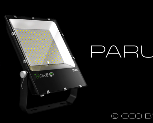 Parum X LED-strålkastare