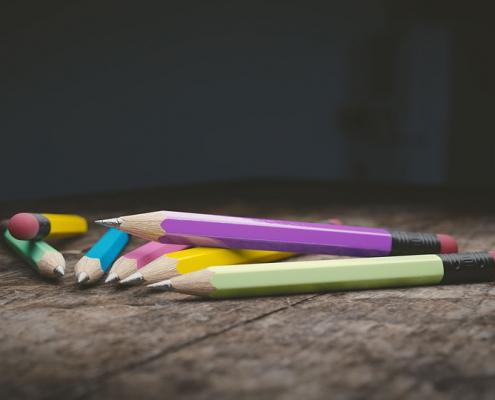 Genom att köpa ett set färgpennor kommer du kunna skapa personliga och intressanta verk | Foretagstidning
