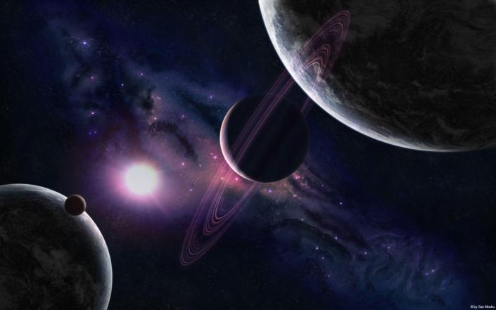 stora planeter