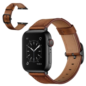 Apple Watch läderrem